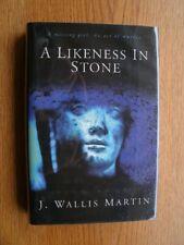 A Likeness in Stone,J Wallis Martin- 9780340689264