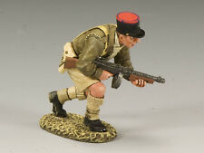 King (and) & Country EA050 - Legion Officer w/ Tommy Gun - Retired