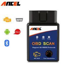Mini Bluetooth ELM327 V1.5 OBD2 Automotive Scanner Car OBD 2 Diagnostic Tool