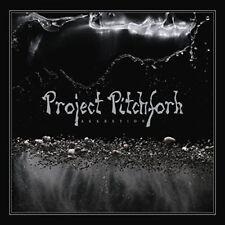 CD PROJECT PITCHFORK  - AKKRETION -