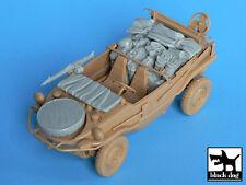 Black Dog 1/35 Volkswagen Schwimmwagen Accessories Set WWII (for Tamiya) T35012