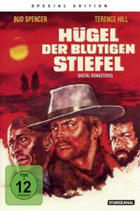Hügel der blutigen Stiefel - Uncut [DVD/NEU/OVP] Bud Spencer, Terence Hill