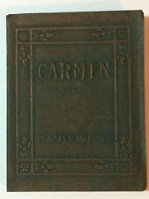 Little Leather Library CARMEN by PROSPER MERIMEE