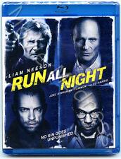 Run All Night (Blu-ray/DVD, 2-Disc Set, UltraViolet + Digital Copy) - LIKE NEW