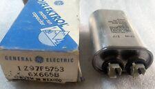 General Electric Dielektrol Motor Run Capacitor 1Z97F5753 - New