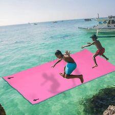 3-Layer Floating Island Water Pad Sports Foam Float Island Utility Mats Swimming