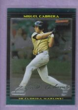2002 Bowman Chrome Draft Picks Miguel Cabrere BDP156 MLB RC