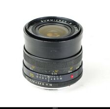 * Lens Germany  Summicron R 2/35mm 3 Cam No.2936333  for Leica R Mint -