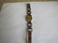 Vintage Fossil Quartz Wristwatch - GWO