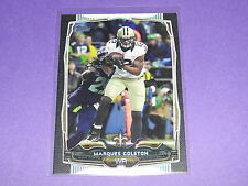 2014 Topps MARQUES COLSTON #56 Black Variant/59 New Orleans SAINTS Hofstra PRIDE