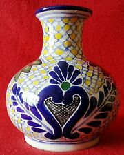 Imported Hand Crafted & Painted Vase/Urn.