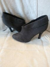 Sexy Womens Size 8 Suede Wedge High-heel Shoes Retail:$60