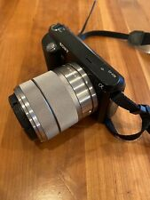 Sony Alpha NEX-F3 16.1MP Digital Camera - BLACK (Kit w/ 18-55mm Lens)