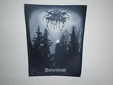 DARKTHRONE PANZERFAUST SUBLIMATED BACK PATCH