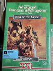 1989 TSR War of the Lance Advanced Dungeons & Dragons IBM PC Complete SSI picture