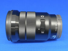 SONY SELP18105G E PZ 18-105mm F4 G OSS G-Series Lens Japan Domestic Version New