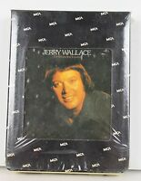 NOS Jerry Wallace Vintage 8 Track Tape Cartridge Country Music For Wives Lovers