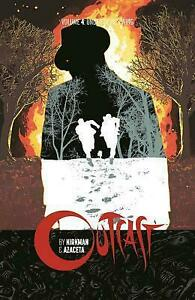 Outcast Volume 4 Under Devil's Wing Graphic Novel Trade Paperback
