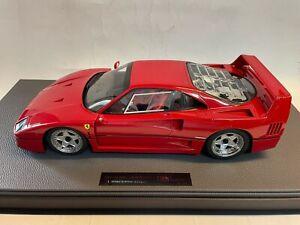 Top Marques Ferrari F40 rossa red 1987 1/12 TM12-17F