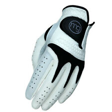 TechGrip mg Golf High Tech Golf Glove Ladies Left L Cabretta Leather