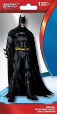 BATMAN - COLOR WINDOW DECAL/STICKER - BRAND NEW - JUSTICE LEAGUE 7411