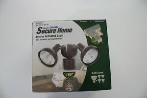 HEATH / ZENITH SECURE HOME MOTION ACTIVATED LIGHT SH-5412-BZ-A FREE SHIPPING.