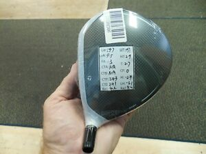 TaylorMade RH SIM Tour Issue Driver 9°(act 9.5°)  9BGBH2A2 + Head only