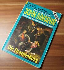 John Sinclair Geisterjäger Gruselromanheft Bastei 2. Auflage Band 30