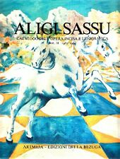 SASSU - Pedretti Carlo, Sassu. Catalogo dell'opera incisa e litografica, 1995