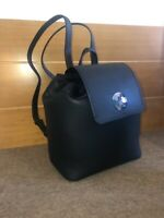 Calvin Klein Womens Olivia Backpack, 001, OS Black BNWT