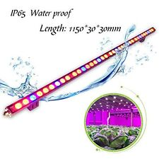 GalaxyhydroTM LED Grow Strip Bar Light Plant Grow Light for Veg and Flower IP65