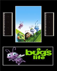 "A Bugs Life Genuine Original 35mm Film Cell Display 10"" x 8"""