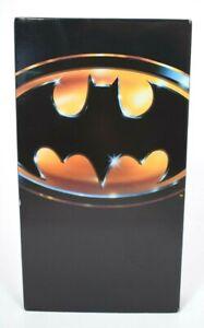Batman (VHS, 1997) Jack Nicholson, Michael Keaton