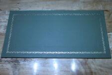 Genuine English leather desk pad