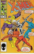 UNCANNY X-MEN 215...NM-...1987...Chris Claremont,Alan Davis...Bargain!