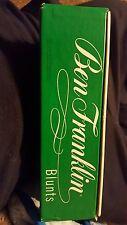 Vintage Ben Franklin Larger Size Cigars Cigar Box Perfectos