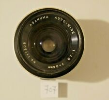 Asanuma 35mm f2.8 Wide Angle Lens Made in Japan Good Condition