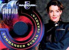 Babylon 5 - Claudia Christian Costume Archives Card Commander Susan Ivanova C6