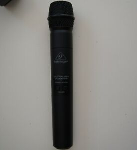 Behringer ULM200M Wireless Microphone x1 (Working Replacement Spare - No Receive