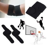 Ajustable Protable Elbow Knee Support Brace Tennis Golfers Strap Wrap Gym Sport`
