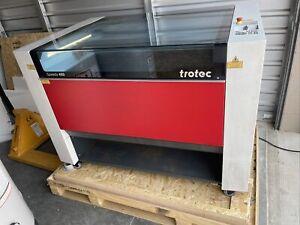 Trotec speedy 400 - Professional CO2 Laser Engraver - 80 Watt (Parts Or Repair)