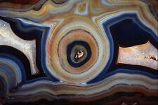 703034 brasileño Ágata Bull's Eye A4 Foto Textura impresión