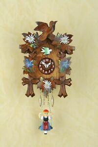 German Black Forest swing cuckoo clock with Quartz movement cuckoo chime