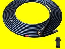 30m  Rohrreinigungsschlauch 200bar Abflussreiniger Spirale für Kärcher KingCraft