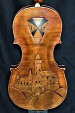 "4/4 - Geige / Violine m. Zt. ""JOSEPH GAGLIANO NEAP. 1737"" _-_ Old violin"