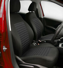 CAR SEAT COVERS full set fit Toyota Prius - black (MC1)