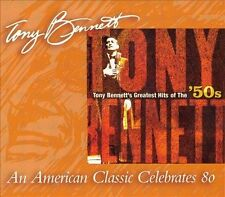 Greatest Hits of the '50s by Tony Bennett (CD-2006) BRAND NEW SEALED! FREE SHIP