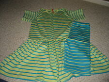 NWT Hanna Andersson Play Dress Set - Size 110