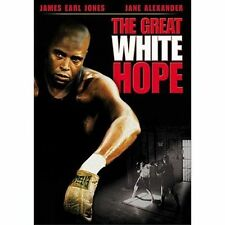 GREAT WHITE HOPE rare Classic dvd Jack Johnson Story Boxing JAMES EARL JONES '70