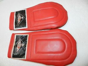 Karate TAE KWONDO Sparring GLOVES mitts MACHO size YOUTH